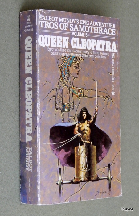 Image for Queen Cleopatra: Tros of Samothrace, Volume 5