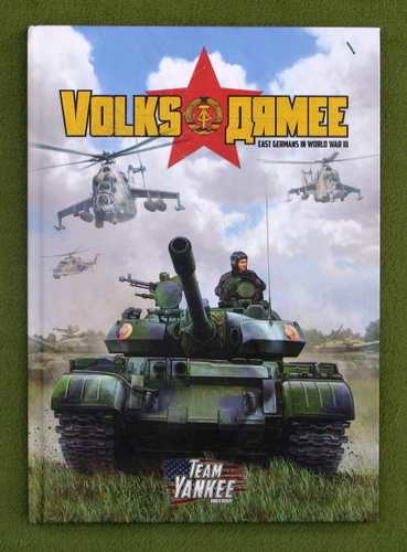 Image for Volksarmee: East Germans in World War III (Team Yankee)