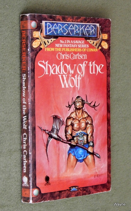 Image for Shadow of the Wolf (Berserker, No. 1)