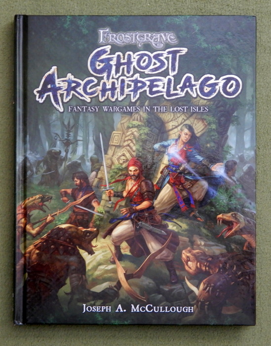 Image for Ghost Archipelago: Fantasy Wargames in the Lost Isles (Frostgrave)