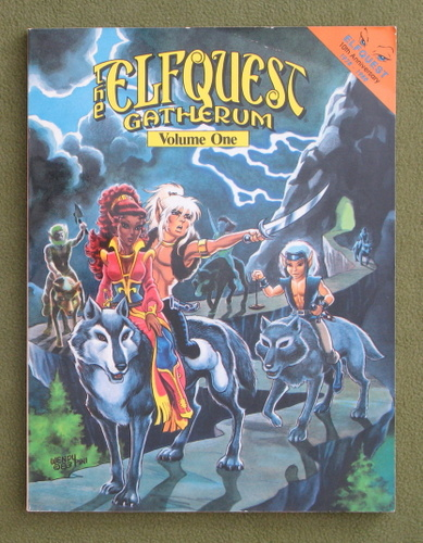Image for Elfquest Gatherum, Volume One (Elfquest 10th Anniversary 1978-1988)