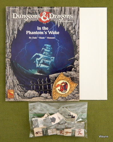 Image for In the Phantom's Wake (Dungeons & Dragons)