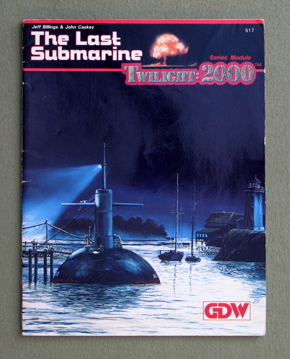 Image for The Last Submarine (Twilight: 2000, 1st edition)