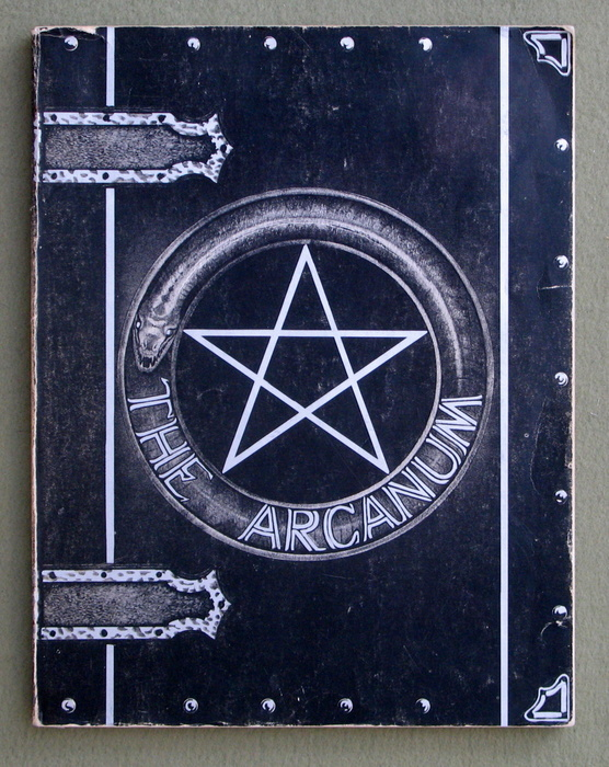 Image for The Arcanum (Atlantis/Atlantean Trilogy, 1st Edition)