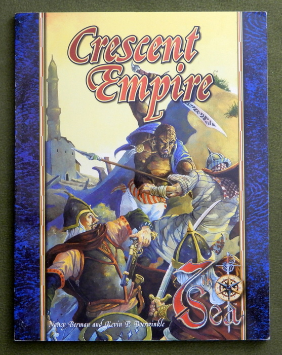 Image for Crescent Empire (7th Sea)