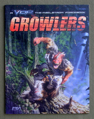 Image for Growlers (Vor: The Maelstrom Forcebook)