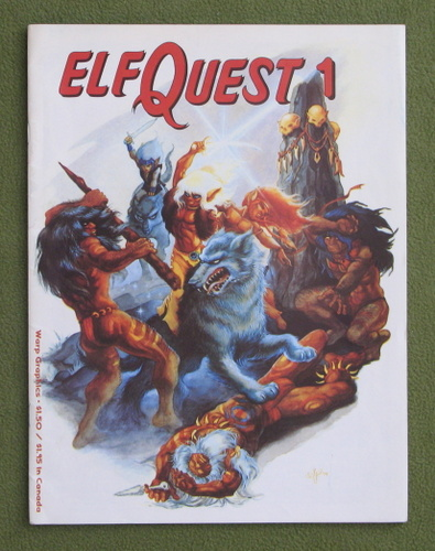 Image for Elfquest # 1 (Reprint)