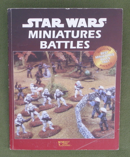Image for Star Wars Miniatures Battles (2nd Edition)