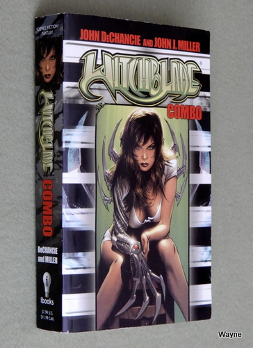 Image for Witchblade Combo (Talons and A Terrible Beauty)