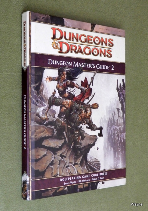 Image for Dungeon Master's Guide 2 (Dungeons & Dragons, 4th Edition)