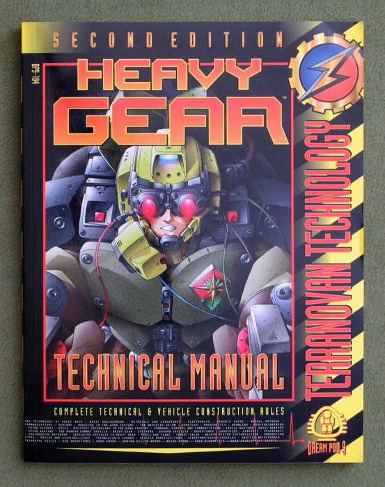 Image for Technical Manual, Second Edition (Heavy Gear)