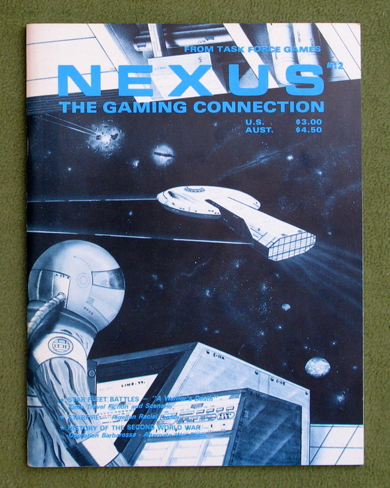 Image for Nexus The Gaming Connection #12