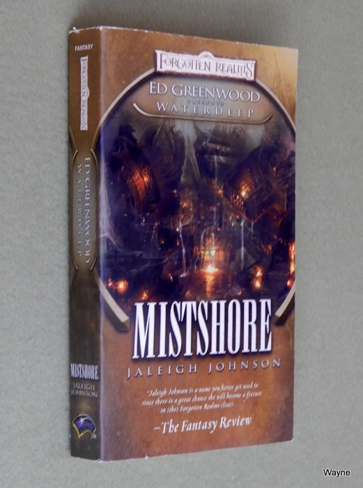 Image for Mistshore (Forgotten Realms: Ed Greenwood Presents Waterdeep)