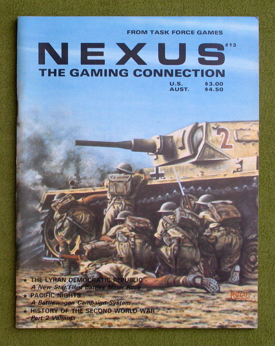Image for Nexus The Gaming Connection #13