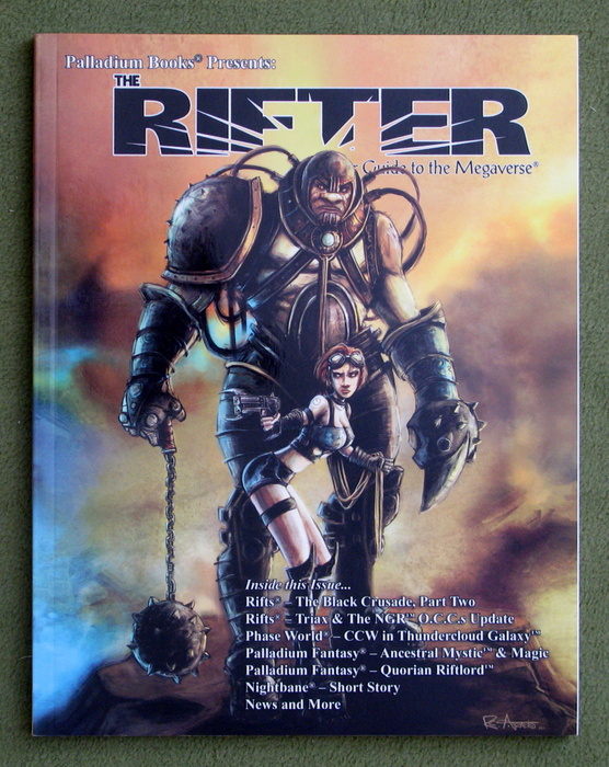 Image for Rifter #55: Your Guide to the Megaverse (Rifts)