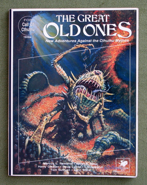 Image for Great Old Ones (Call of Cthulhu)