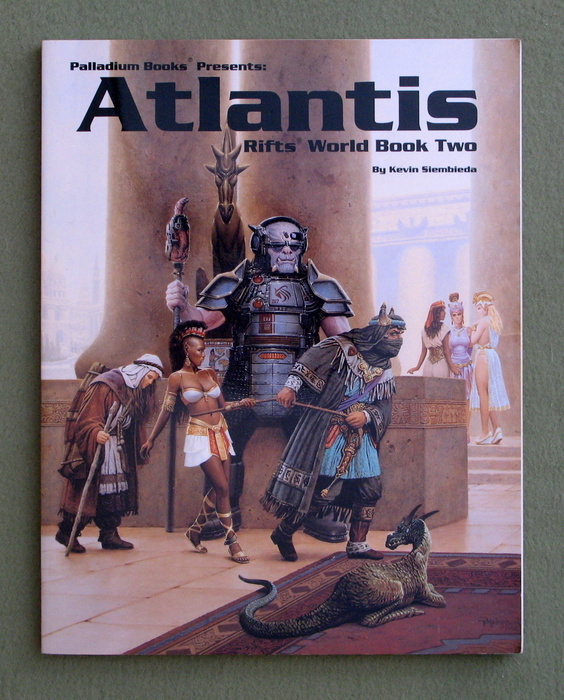 Image for Rifts World Book 2: Atlantis