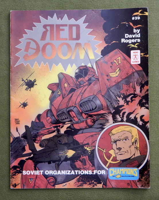 Image for Red Doom: Soviet Organizations for Champions