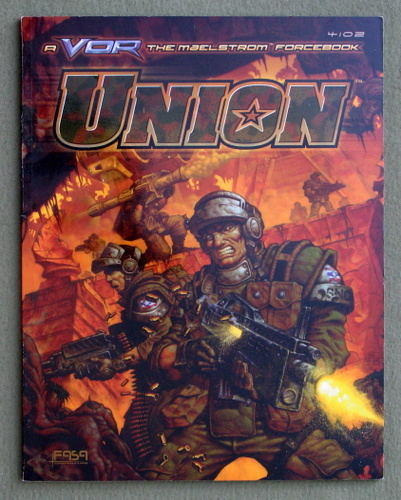 Image for Union (Vor: The Maelstrom Forcebook)