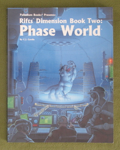 Image for Rifts Dimension Book 2: Phase World
