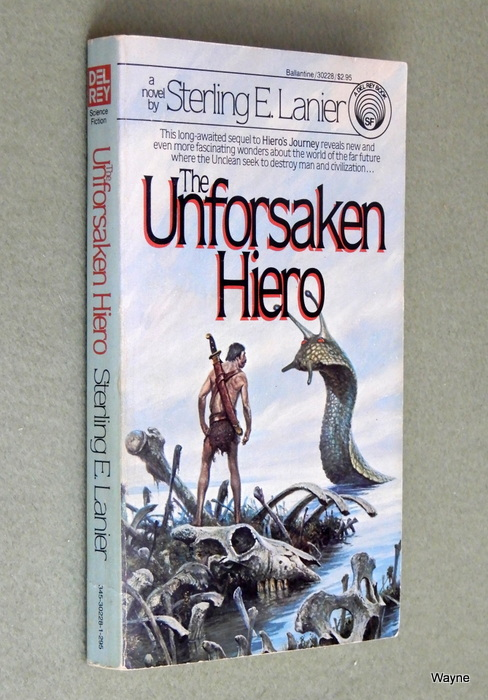 Image for The Unforsaken Hiero