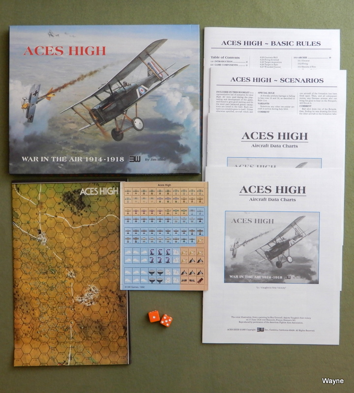 Image for Aces High: War in the Air, 1914-1918