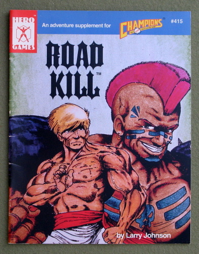 Image for Road Kill: Adventure Supplement for Champions