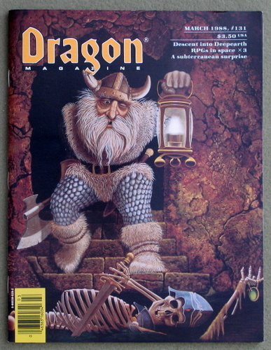 Image for Dragon Magazine, Issue 131