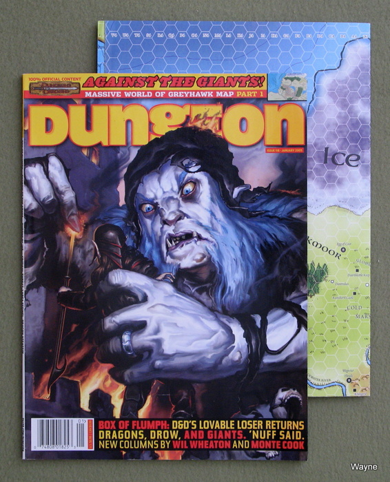 Image for Dungeon Magazine, Issue 118