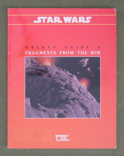 Image for Fragments from the Rim (Star Wars RPG: Galaxy Guide 9)