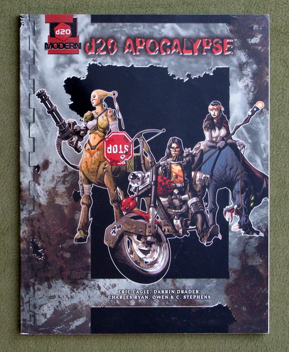 Image for d20 Apocalypse (d20 Modern Roleplaying)