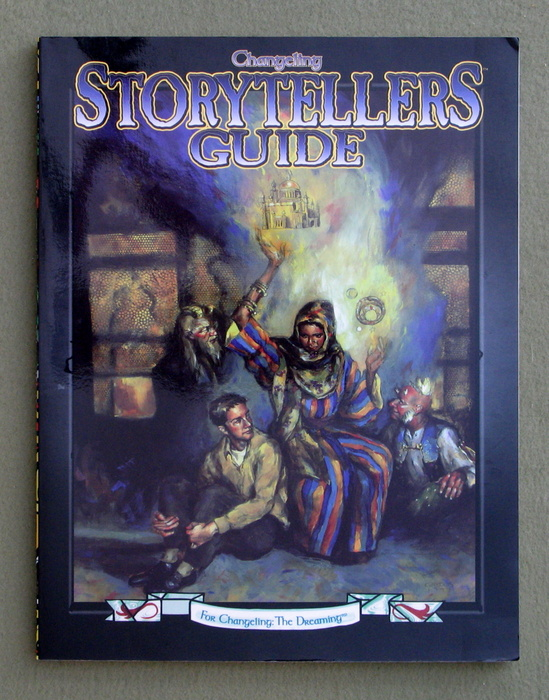 Image for Changeling Storytellers Guide
