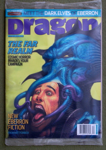 Image for Dragon Magazine, Issue 330