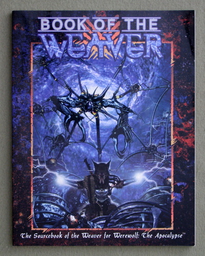 Image for Book of the Weaver (Werewolf: The Apocalypse)