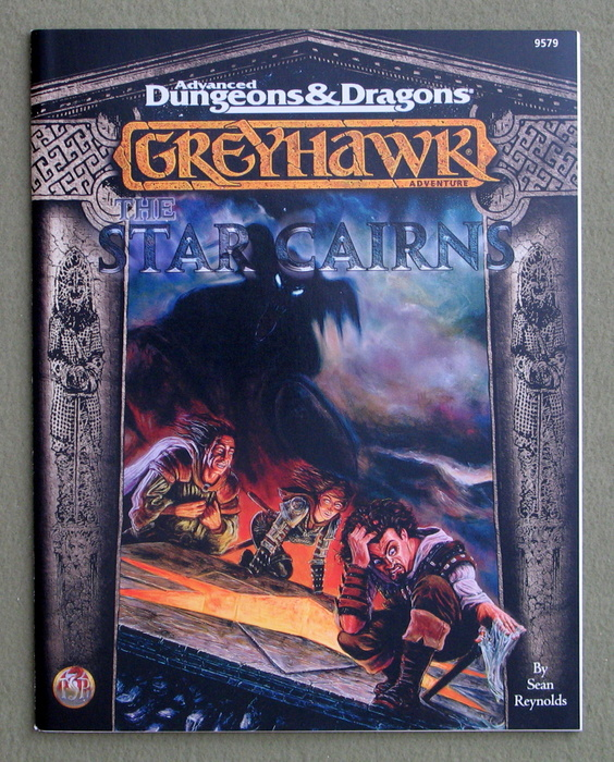 Image for The Star Cairns (Advanced Dungeons & Dragons: Greyhawk)