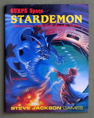 Image for Stardemon: Spacefarers Unlock an Ancient Secret (GURPS Space)