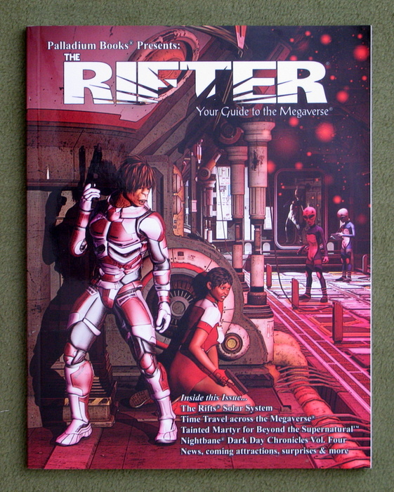 Image for Rifter #56: Your Guide to the Megaverse (Rifts)