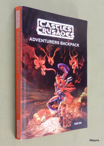 Image for Castles & Crusades: Players Handbook + Adventurers Backpack (Combined Edition)