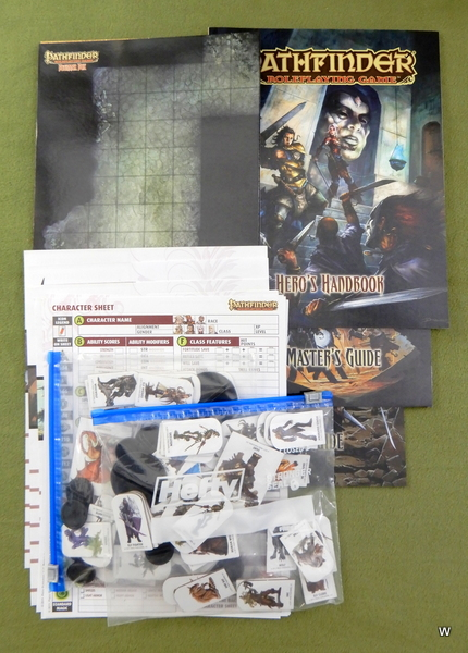 Image for Pathfinder Roleplaying Game: Beginner Box - NO BOX
