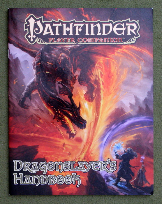 Image for Dragonslayer's Handbook (Pathfinder Player Companion)