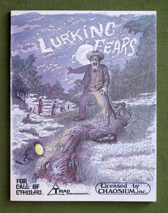 Image for Lurking Fears (Call of Cthulhu RPG)