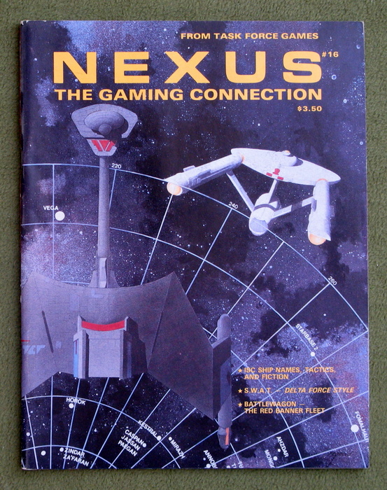 Image for Nexus The Gaming Connection #16