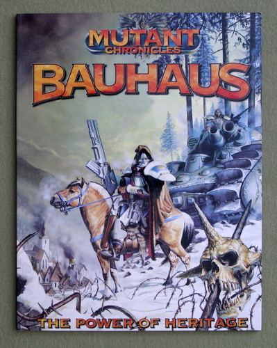Image for Bauhaus (Mutant Chronicles)