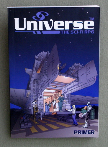 Image for Universe: The Sci-Fi RPG (Primer)