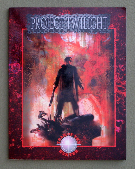 Image for Project Twilight (Werewolf: the Apocalypse)