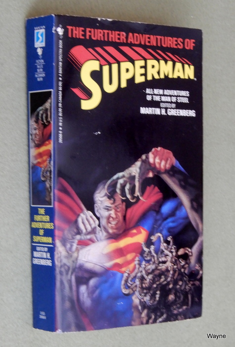 Image for The Further Adventures of Superman