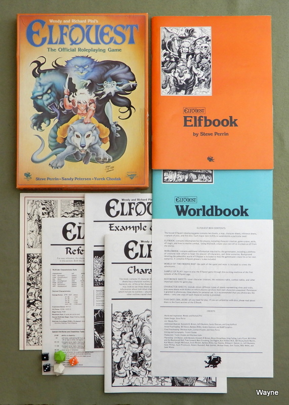 Image for Elfquest: The Official Roleplaying Game (1st edition)