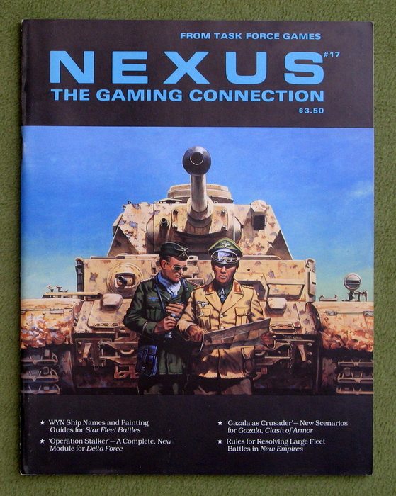 Image for Nexus The Gaming Connection #17