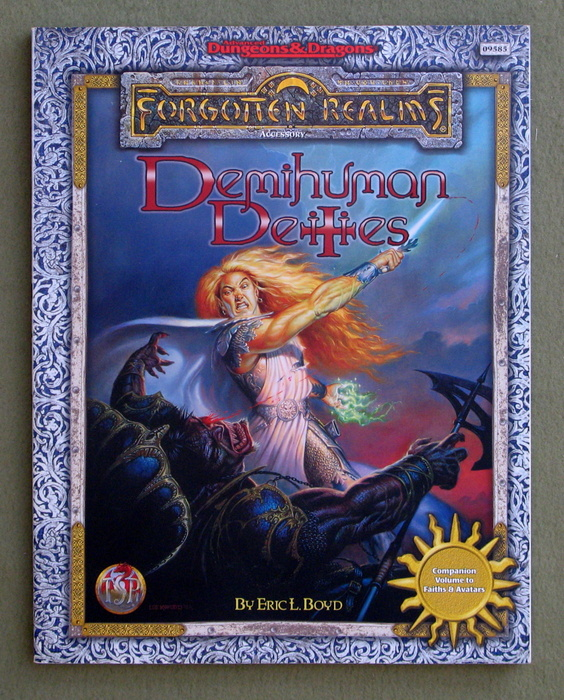 Image for Demihuman Deities (Advanced Dungeons & Dragons / Forgotten Realms)