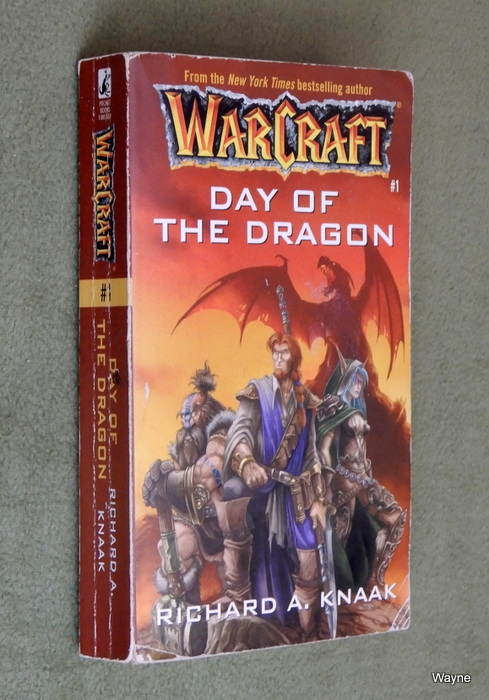 Image for Day of the Dragon (WarCraft, Book 1)